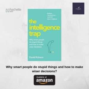 Hachette India THE INTELLIGENCE TRAP