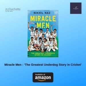 Miracke Men Hachette India