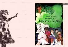 Fabulous Four Battle Zoozoo the Wizard by Rajesh Talwar