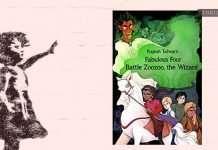Fabulous Four Battle Zoozoo the Wizard by Rajesh Talwar