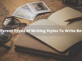 5 Different Types of Writing Styles To Write Better (1)