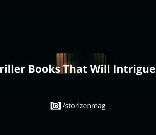7 Thriller Books That Will Intrigue You