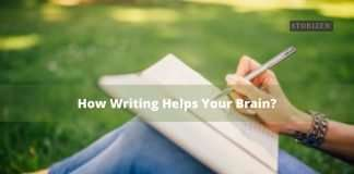 how writing helps your brain