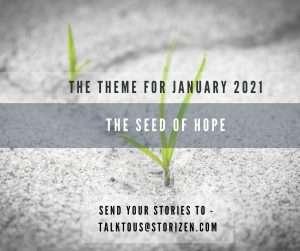 january 2021 theme seed of hope