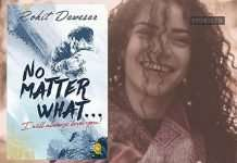 No Matter What by Rohit Dawesar Cover (1)