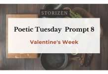 poetic tuesday prompts valentine's week