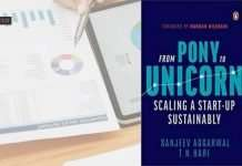from-pony-to-unicorn-book-by-sanjeev-aggarwal-tn hari