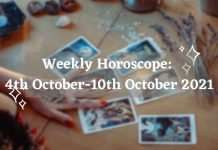 Weekly-Horoscope:-4th October-10th-October-2021